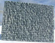 Realistic Cut Stone Retainer Walls - 2/pkg - Hydrocal