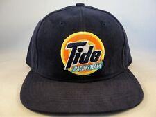Tide Racing Team Vintage Adjustable Strap Hat Cap Navy