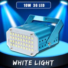 36x 5050 LED DJ Strobe Flash Stage Lighting Concert Club Party Disco Bar KTV