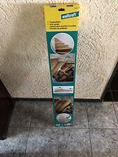 Wolfcraft 5210000 Treppenlehre Messwerkzeug Treppenbau Schablone Schmiege