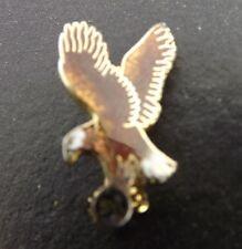 Genuine Bold Eagle BVL Enamel Hat Pin Lapel Pin