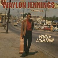 Waylon Jennings - White Lightnin [New Vinyl]