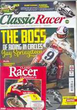 CLASSIC RACER No.186 J/Aug2017 (NEW COPY)*Post included to UK/Europe/USA/Canada