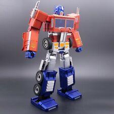 ROBOSEN Transformers Auto-Converting Programmable Robot Optimus Prime SHIPS NOW