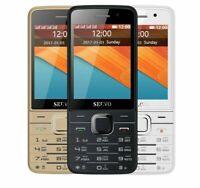 V9500 Mobile Cell Phone Four 4 SIM Card Bluetooth Flashlight 2.8 Inch 2G Phones