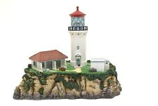 Harbour Lights Lighthouse 1999 Special Event Kilauea Point Hi w/ Coa - Signed