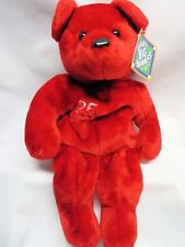 Mark McGwire, BIG Bammer Plush Bear, St. Louis Cardinals, New