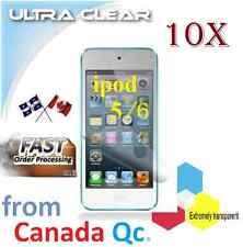 10X HD clear screen protector Apple ipod 5 6 film guard shield protection LCD