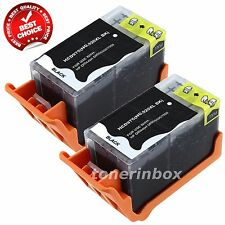 2Pk 920XL Black Compatible Ink Cartridge For HP OfficeJet 6000 6500 7000 7500