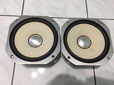 """Pair JBL LE8T vintage 8"""" Alnico Fullrange vintage speaker woofers"""