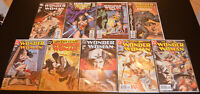 LOT (9) WONDER WOMAN #200 207 209 210 212 223 ANNUAL 4 5 7 (1987, DC) HIGH GRADE