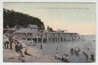 [67195] 1914 POSTCARD SAVIN ROCK, BATHING SCENE (WEST HAVEN) NEW HAVEN, CONN.