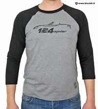 T-shirt Fiat 124 Spider