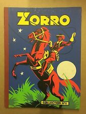 ZORRO Hebdomadaire - Reliure numéro 11 (du 224 au 236) - 1950 - TBE/NEUF