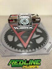 Vortex KTM 250 350 450 SX SXF XCF Chain Sprocket Kit 13/50
