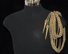 Ext. Rare WWI USN Officer's Full Dress Aiguillette for USN White House Staff