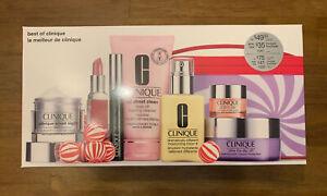 Clinique 7 PCS Skincare & Makeup Deluxe Gift Set $247 Value!!