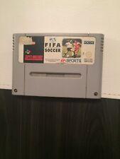 Jeu FIFA International Soccer Super Nintendo