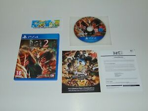AOT A.O.T. 2 Attack on Titan 2   PlayStation 4 PS4   PAL   Complete