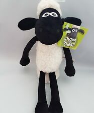 SHAUN THE SHEEP NEW SOFT TOY PLUSH NEW 11""