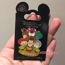 SHDR Disney Pin Limited 3000 Toy Story Grand opening Shanghai Disneyland