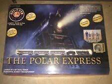 Lionel O Gauge Polar Express Train Set - Black