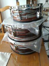 "Custom E-Drum Shell-Set, Pink Oyster , 10"", 13"", 13"", 20"" , bitte lesen"