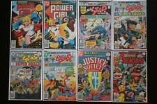 Huge Lot of 96 Bronze Comic Books Marvel and Dc Only Great Titles Full Short Box