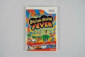 Rhythm Heaven Fever (Nintendo Wii, 2012)  New Sealed !!