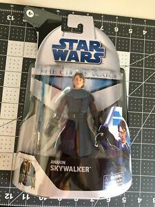 Star Wars The Black Series 50th Anniversary Anakin Skywalker (Clone Wars)