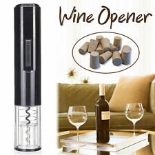 91D6 Orange Electric Wine Opener Portable Cordless Corkscrew Restaurant