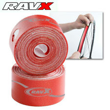 RavX Adhesive Rim Tape Road/MTB - Red