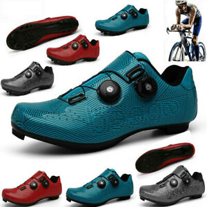 New Speed Professional Mtb Men Cycling Shoes Spd-SL Spin Cleats Bicycle Sneakers