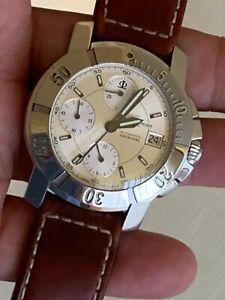 Baume & Mercier Capeland Chronograph. 41mm Swiss made men's watch