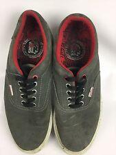Vans Spitfire Gray Skateboard Athletic Shoes Size 10.5