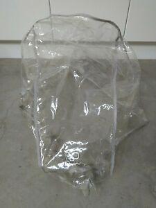 RAIN COVER for QUINNY ZAPP Pram Part Seat plastic