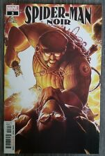 SPIDER-MAN NOIR #3 - Margaret Stohl - Marvel - 2020 - NO RESERVE!!