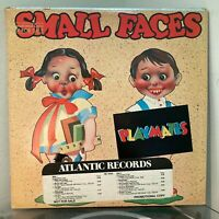 SMALL FACES Playmates LP 1977 Atlantic ORIG US GOLD STAMP PROMO w/inner NM-