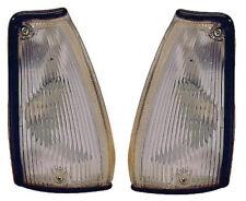 para Nissan Micra K10 1988-1993 Luces Intermitentes Delanteras Transparentes 1
