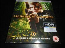 The Hunger Games [2018] (4K Ultra HD + Blu-ray) Jennifer Lawrence