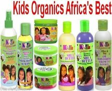 Africa's Best Child Unisex Hair Shampoos & Conditioning
