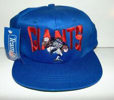 NEW YORK GIANTS HOT SHOTS 1988 80'S SCRIPT BOYS YOUTH HAT CAP VINTAGE SNAPBACK