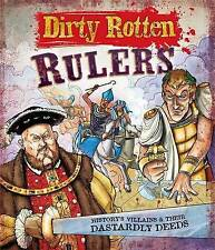"""VERY GOOD"" Dirty Rotten Rulers, Pipe, Jim, Book"