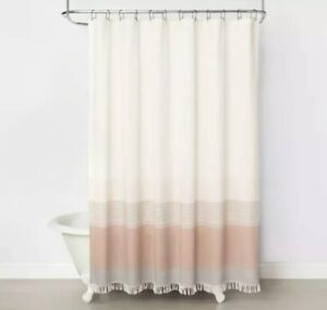Hearth & Hand with Magnolia Ombre Shower Curtain Copper Bathroom Target Last One