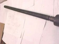 EMMERT TURTLE BACK PATTERNMAKERS VISE MAIN SCREW SPINDLE GOOD CONDITION PARTS