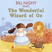 Bill Nighy Lee el maravilloso mago de Oz (famosa ficción) por L. F. Baum (CD-a