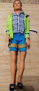 Mattel 90s Ken Doll Splash N Color