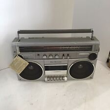 Sears 21941 Boombox Ghettoblaster Works 1983 With Manual