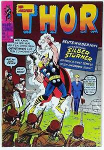 Thor Nr. 2 sehr gut / Z: 1 Marvel - Williams Verlag ab 1974