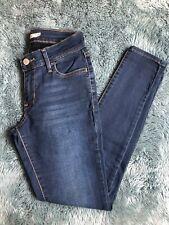 "Levi's 710 Super Skinny Jeans Women's Size 26 Dark Wash Ankle Denim 27"" inseam"